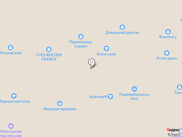 L`amazone на карте Ижевска