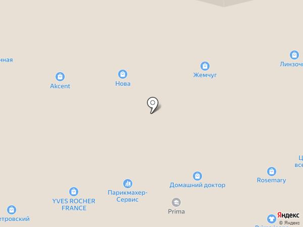 Prestige на карте Ижевска