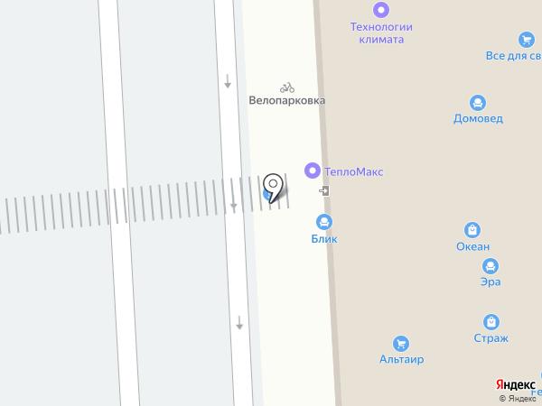 Роскошный Дом на карте Ижевска