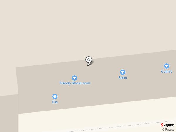 Б&К на карте Ижевска