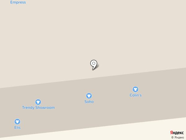 Colin`s на карте Ижевска