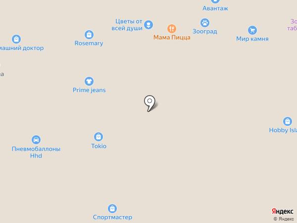 Домавита на карте Ижевска