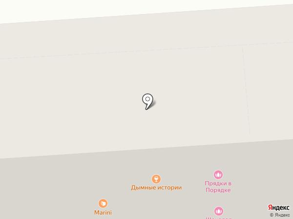 Сорока на карте Ижевска