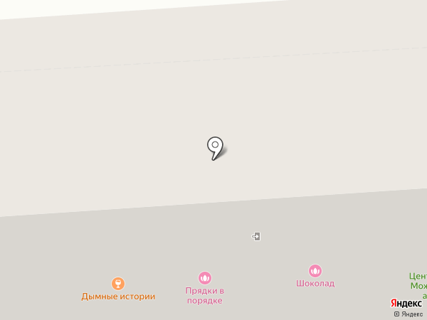 Спасские ворота-М на карте Ижевска
