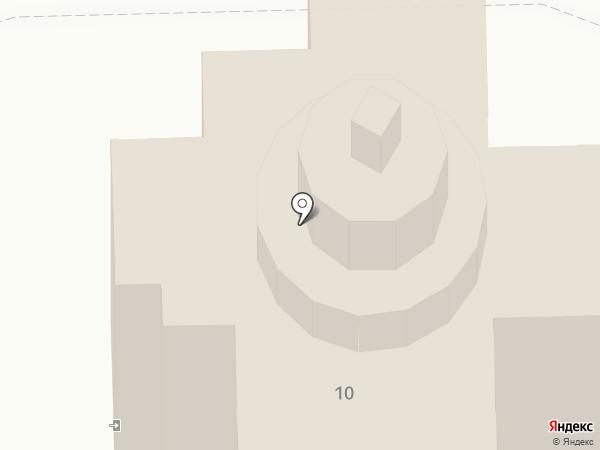 Храм Серафима Саровского на карте Ижевска