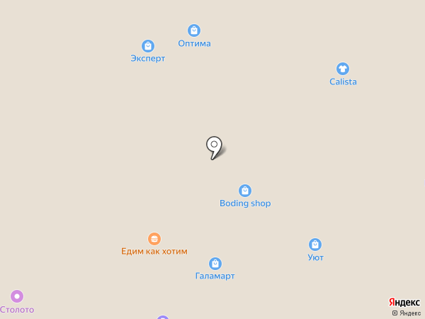 Емеля на карте Ижевска