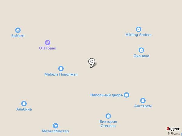 ЭлектроСтиль на карте Ижевска
