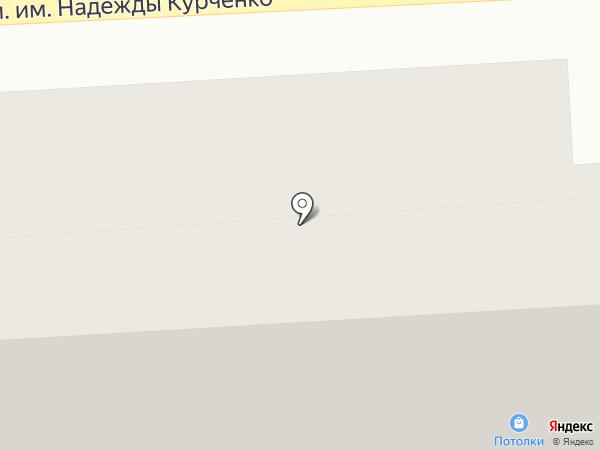 Юристы на Молодёжной на карте Ижевска
