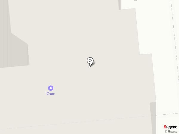 Берша-32, ТСЖ на карте Ижевска
