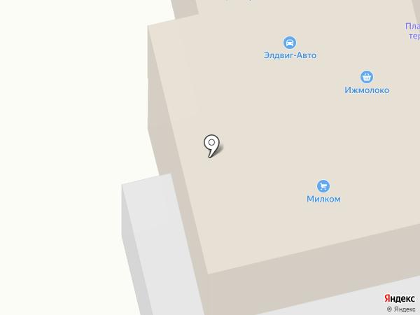 САМОВАР на карте Ижевска