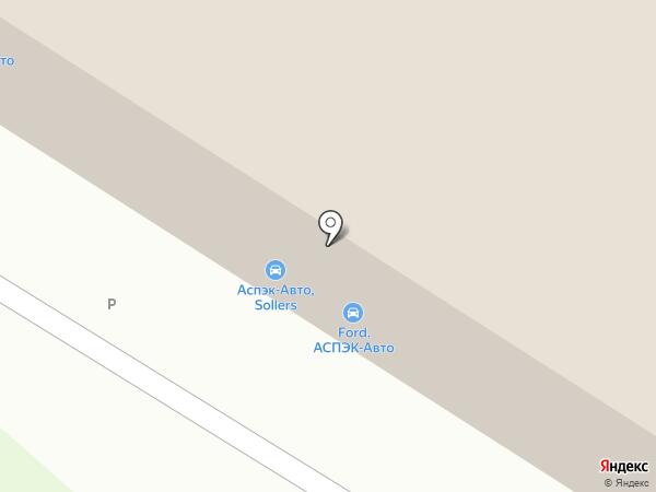 F!T SERVICE на карте Ижевска
