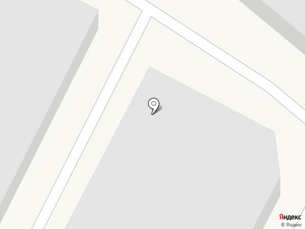 Глянец на карте Первомайского