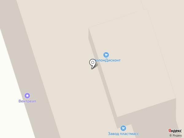 Иж-Маркет на карте Ижевска