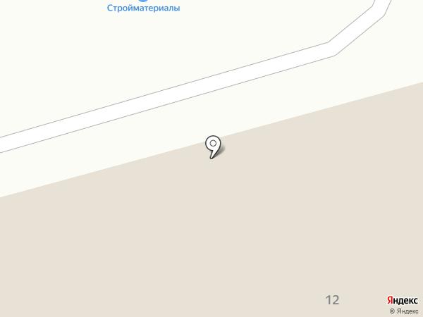 Дельта на карте Октябрьского