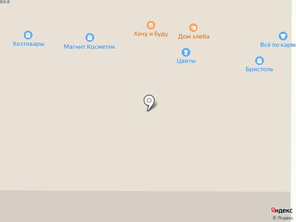 Айболит на карте Октябрьского