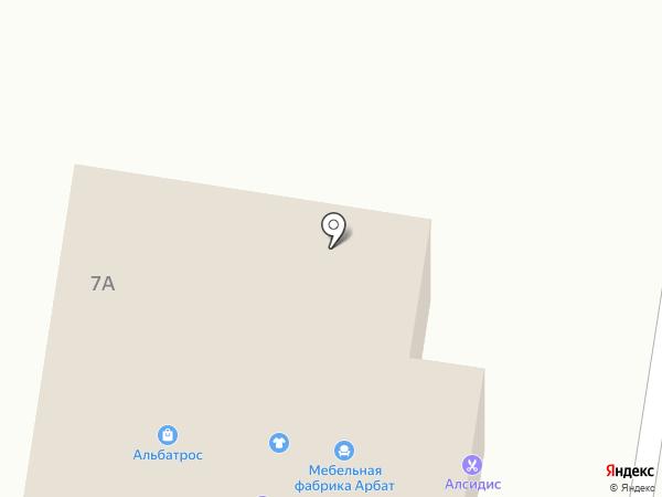 РАЗВИВАШКИ на карте Октябрьского