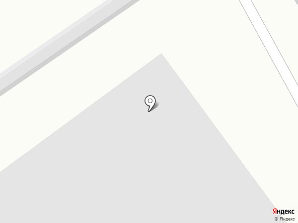 Агро-строй на карте Первомайского