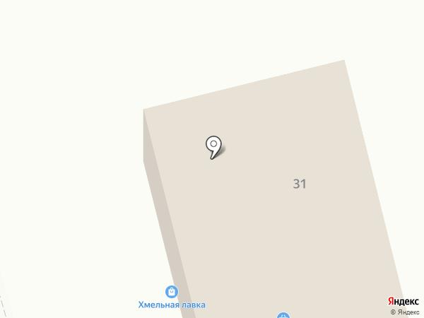 Ским на карте Ижевска