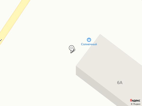 Солнечный на карте Завьялово