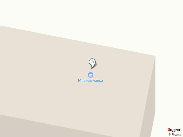 Лекс на карте Первомайского