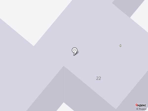 Детский сад №2 на карте Завьялово