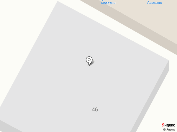 Магазин продуктов на карте Завьялово