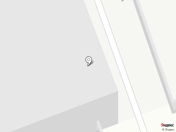 Вортекс на карте Ижевска