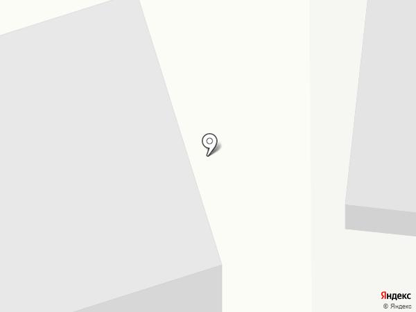 Котельная №16 на карте Октябрьского