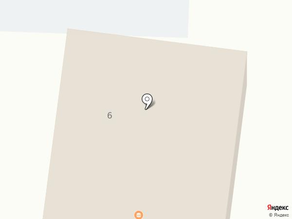 Папа Гриль на карте Октябрьского