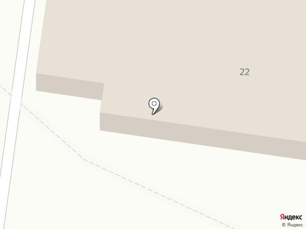 Кантри на карте Октябрьского