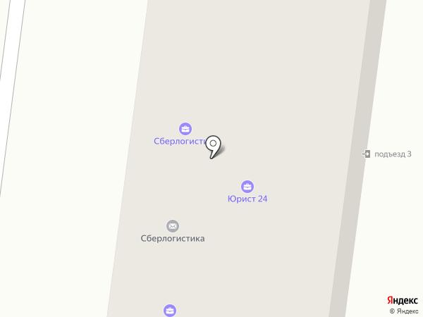 Сбербанк, ПАО на карте Октябрьского