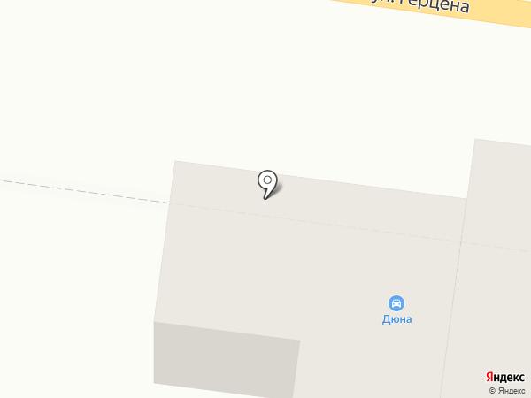 Домовой на карте Октябрьского