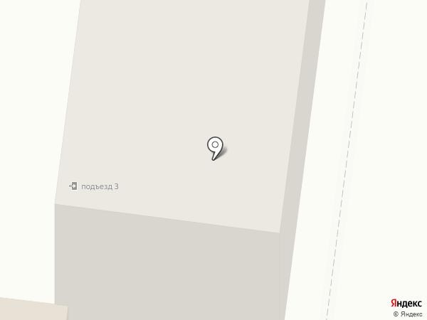 Амиго на карте Октябрьского