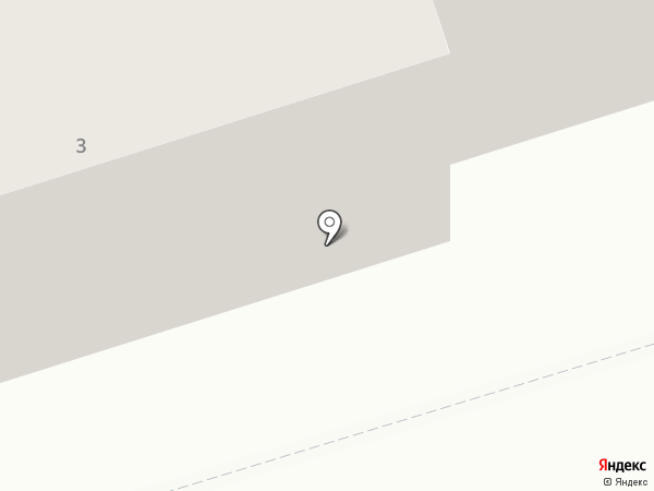 ПКС на карте Октябрьского