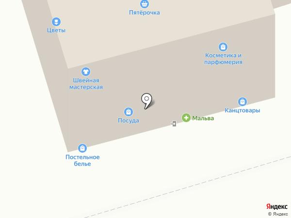 СуперДеньги на карте Октябрьского