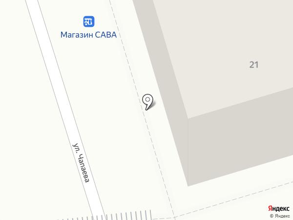 Гурман-Инвест на карте Октябрьского