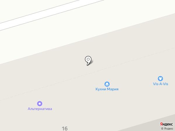 VIS-A-VIS на карте Октябрьского
