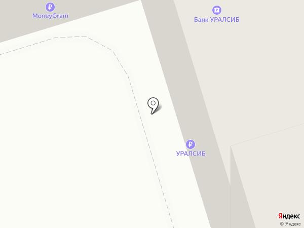 Платежный терминал, Банк Уралсиб, ПАО на карте Октябрьского