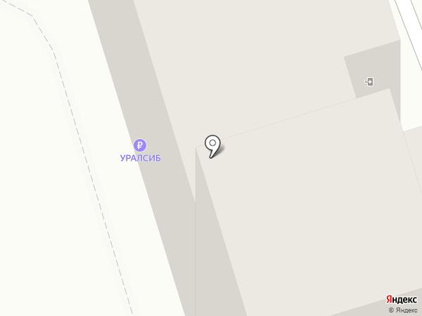 Новый дом на карте Октябрьского