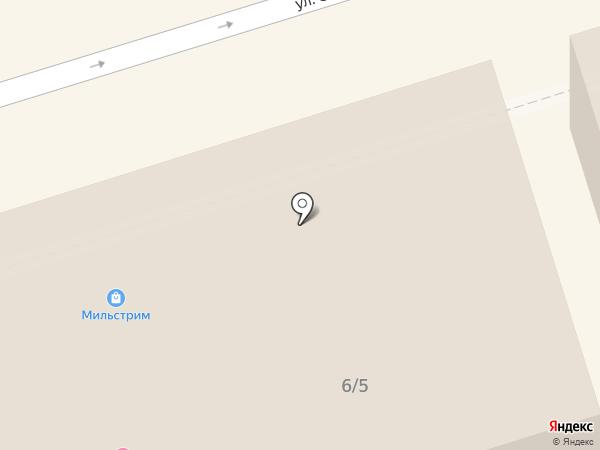 Нарышево на карте Октябрьского