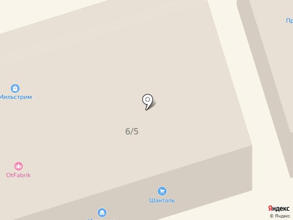 Мегафон на карте Октябрьского