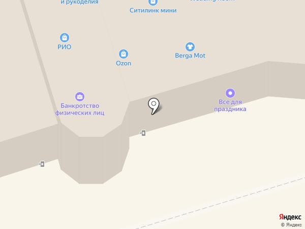 Киберплат на карте Октябрьского