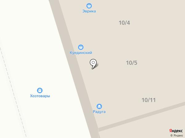 Амели на карте Октябрьского