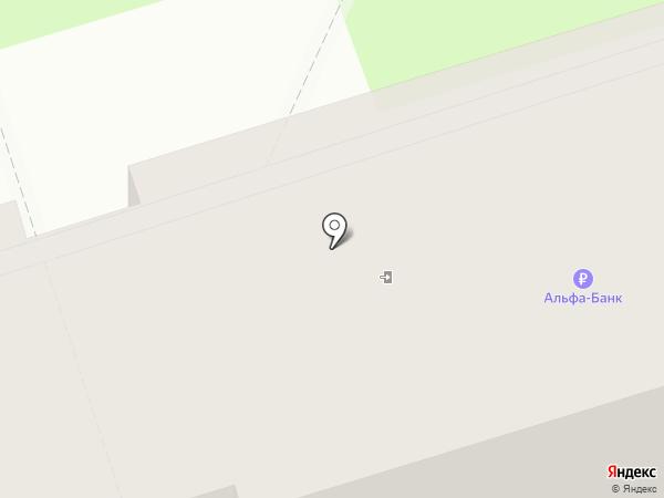 Стоматологический кабинет на карте Октябрьского