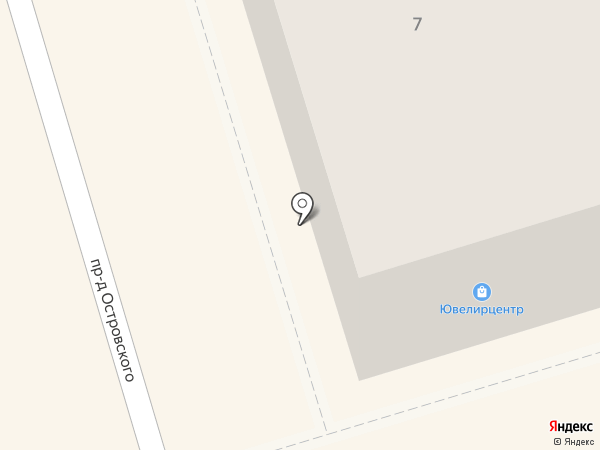 Босфор на карте Октябрьского