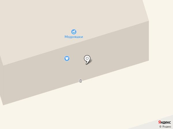 Pandora на карте Октябрьского