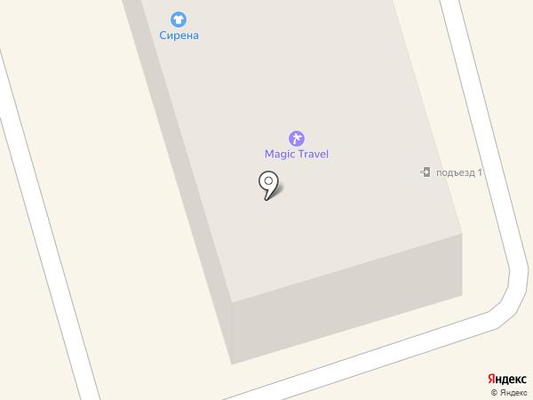 Perfect на карте Октябрьского