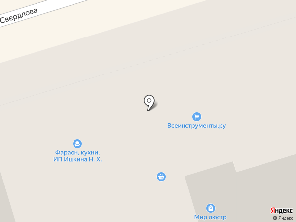 Мир шапок на карте Октябрьского