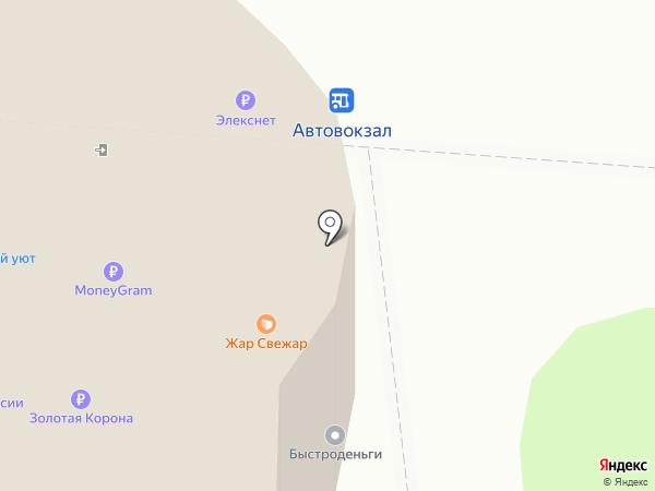 Азбука вкуса на карте Октябрьского