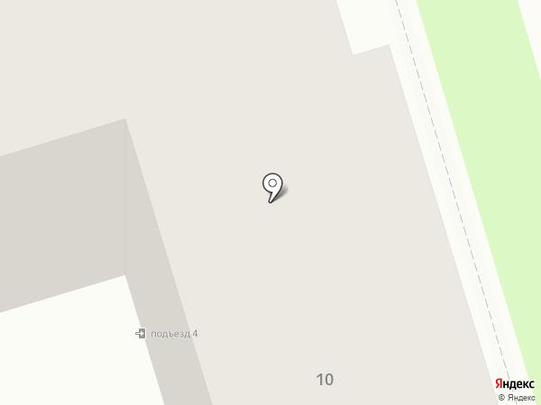 Рябинушка на карте Октябрьского
